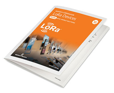 Transforming Smart Retail With LoRa E-Book